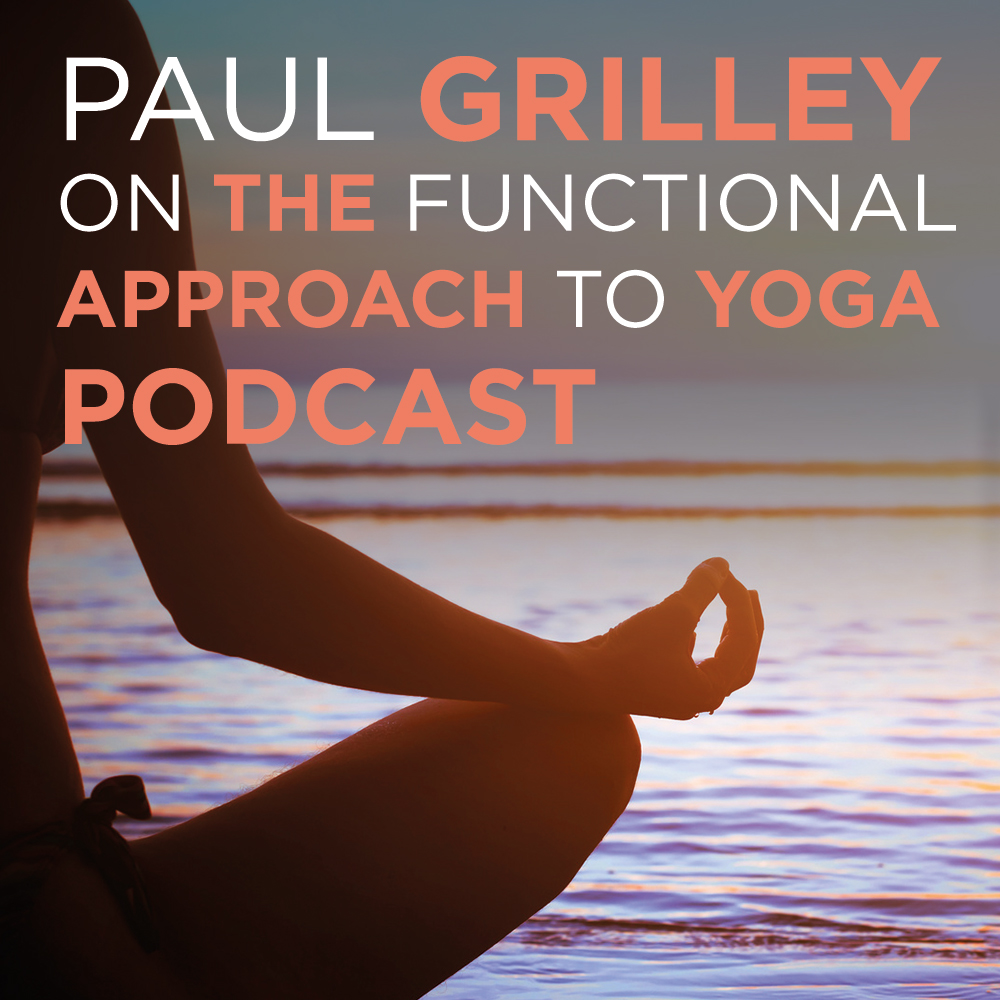 Yin Yoga and Functional Anatomy with Paul Grilley